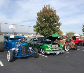Previous car show winners!
