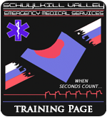 Schuylkill Valley Emergency Medical Services Training